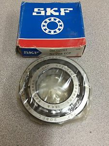 NEW IN BOX SKF CYLINDRICAL ROLLER BEARING NJ 208 ECP