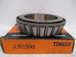 NEW TIMKEN TAPERED ROLLER BEARING JHM813049