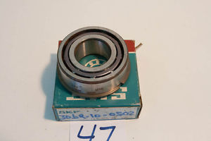 """NEW OLD"" SKF Double Row Ball Bearing 5206ANR"