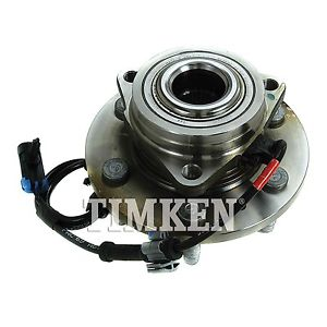 Wheel Bearing and Hub Assembly Front/Rear TIMKEN SP500300