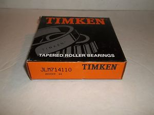 "Genuine TIMKEN JLM714110 Bearing Race / Cup  ""New in Box"""