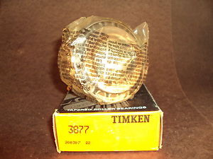 Timken 3877 Tapered Roller Bearing Cone