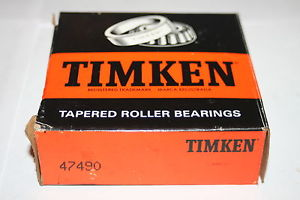 Timken 47490 Tapered Roller Bearing Cone * NEW *