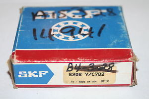 SKF 6208-Y/C782 Extra Precision Deep Groove Bearing * NEW *