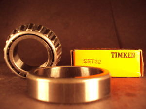 Timken Set 32, Set32 (NSK Race# HR 320/28XJ, Cone# HR 320/28XJQ)Tapered Bearing