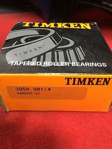 TIMKEN 395A 90114 TAPERED ROLLER BEARING