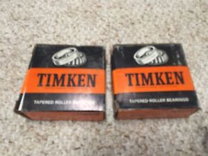 3780 TIMKEN New Taper Bearings