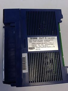 NEW TOYODA TOYOPUC OUT-3 2EH THK-2931 MODULE   DC