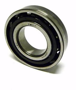 NEW NSK 7207C ANGULAR CONTACT BALL BEARING 35 MM X 72 MM X 17 MM (2 AVAILABLE)