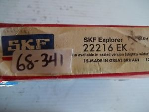 New SKF 22216 EK Spherical Roller Bearing