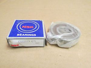 NIB NSK 6305DDU BEARING RUBBER SHIELD BOTH SIDES 6305 DD U 6305DDUCM 25x62x17 mm