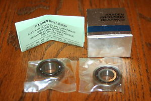(Set of 2) Barden 102-HDL Super Precision Bearings (SKF 7002 CDP4A DGA) NEW