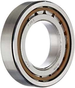 SKF NUP 210 ECP Cylindrical Roller Bearing, Single Row, Two Piece, Removable Inn