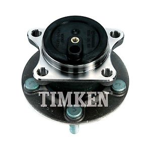 Wheel Bearing & Hub Assembly fits 2008-2013 Mazda 6 TIMKEN