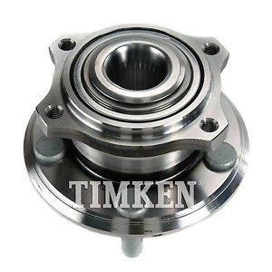 Wheel Bearing and Hub Assembly Rear TIMKEN HA590358