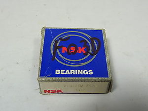NSK R10ZZCM Single Row Caged Ball Bearing ! NEW !