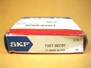 SKF 7307 BECBY Ball Bearing