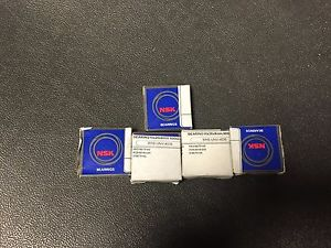NSK Ball Bearing 10 x 26 x 8 mm 6000ZZNR FOR COPIER FUSER LOT OF 5
