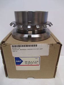 "NEW SKF BEARING ADAPTER ASSEMBLY SNW 20 X 3-7/16"" SNW20X3-7/16"""