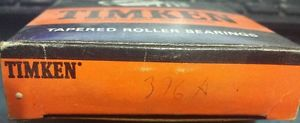 Timken 376A, Timken 376A Tapered Roller Bearing