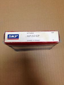 New! SKF NUP212 ECP Cylindrical Roller Bearing