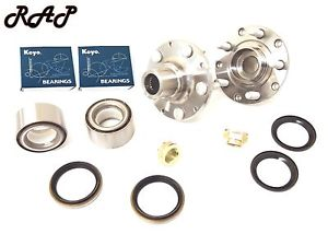Front Wheel Hub & KOYO/NSK Bearing Assembly L/R IMPREZA/LEGACY/FORESTER W/ABS