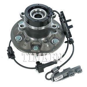 Wheel Bearing & Hub Assembly fits 2004-2008 GMC Canyon TIMKEN