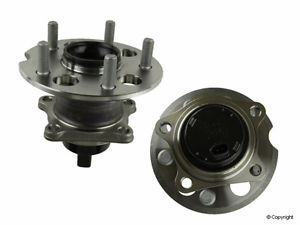 NSK Axle Bearing & Hub Assembly fits 2004-2010 Toyota Sienna