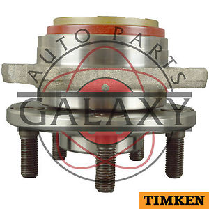 Timken Front Wheel Bearing Hub Assembly Fits Dodge Dynasty & Daytona 1989-1993