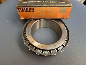 NEW TIMKEN TAPERED ROLLER BEARING 77375