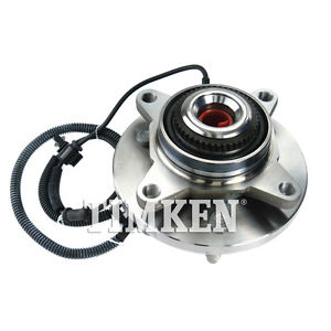 Wheel Bearing and Hub Assembly Front TIMKEN SP550210