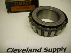 TIMKEN 3777 TAPERED ROLLER BEARING CONE NEW