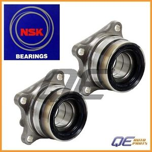 2 Rear Wheel Bearing NSK 4240942010 For: Toyota RAV4 1996 1997 1998 – 2000 2D/4D