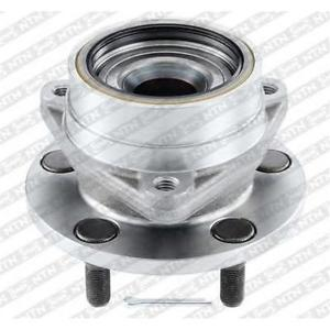 SNR Wheel Bearing Kit JEEP CHEROKEE (XJ)4.0 i Closed Off-Road Vehicle 1988-2001
