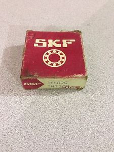NEW IN BOX SKF ROLLER BEARING 1658DC