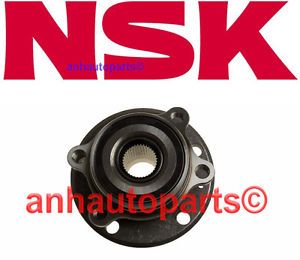 NSK VW Golf Jetta Rabbit Audi A3 Front L or R Wheel Hub with Bearing NEW