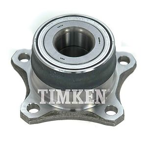 Wheel Bearing Assembly Rear TIMKEN 512009