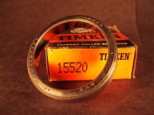 Timken 15520 Tapered Roller Bearing Cup