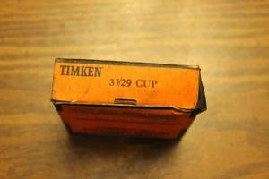 TIMKEN 3129 TAPERED ROLLER BEARING CUP 3129 CUP