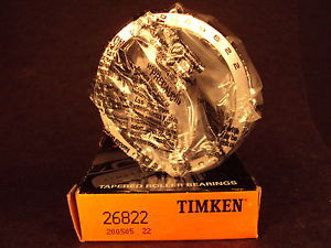 Timken 26822 Tapered Roller Bearing Cup