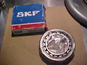 *SKF NU2216ECP **New** Cylindrical Roller Bearing, NU 2216 ECP *Fast Shipping*