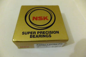NSK Super Precision Bearing 7206CTRDULP3