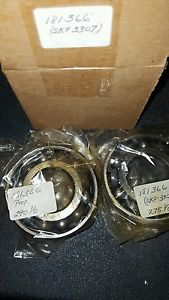 SKF 3307 A-2RS1/C3 new lot of two double row ball bearing 275 1/0