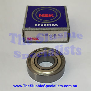 NSK Bearing 6001ZZ – Made in Japan – Best Quality Available – Individually Boxed