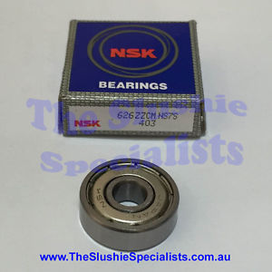 NSK Bearing 626ZZ – Made in Japan – Best Quality Available – Individually Boxed