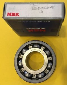 B35-151NXC3 NSK BEARING NEW WITH SNAP RING GROOVE