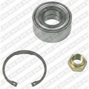 SNR Wheel Bearing Kit CITROËN AX (ZA-_)14 Hatchback 1988-1992 62Kw 85Hp 1360cc