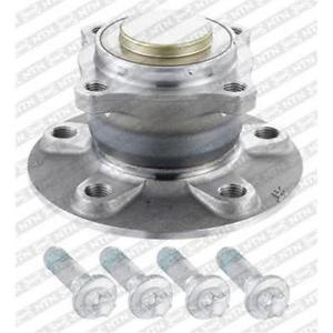 SNR Wheel Bearing Kit MERCEDES-BENZ A-CLASS (W176)A 180 (176.042) Hatchback 2012
