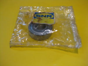 6201 ZZ (Single Row Radial Bearing) SNR