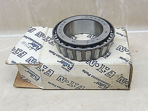 """TIMKEN 28580A TAPERED ROLLER BEARING SINGLE CONE MADE USA 2.0000"""" id 1.0000"""" w"""